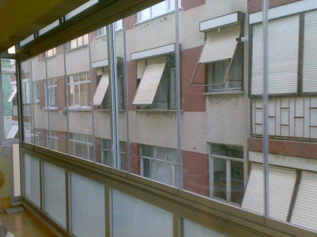 Cam Balkon Isı Yalıtımlı Konfor Isı Camlı Cam Balkon