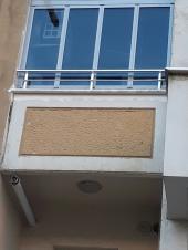 Isı yalıtımlı Isıcam'lı Katlanır Cam Balkon